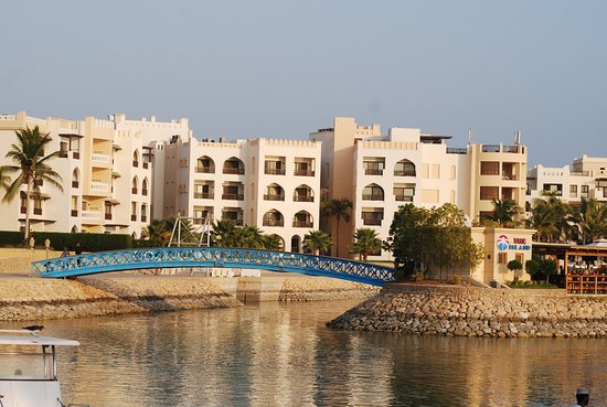 Juweira Boutique Hotel: Salalah Beach Resort & Marina