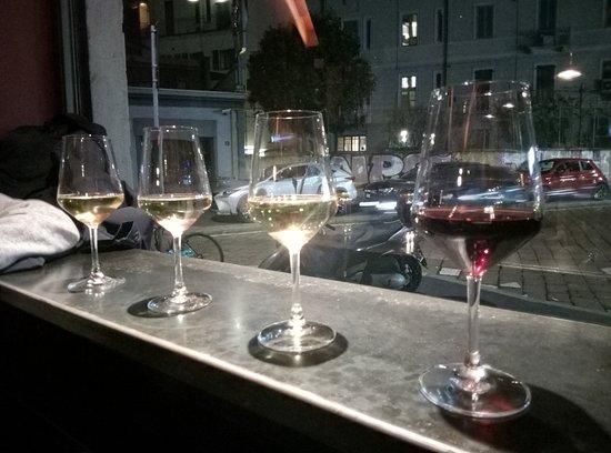 Enoteca Il Cavallante : Calici di vino