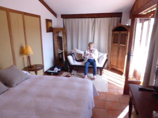 Hotel La Seguiriya: Double suite