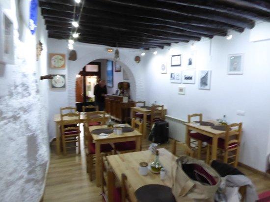 Hotel La Seguiriya: Dining room
