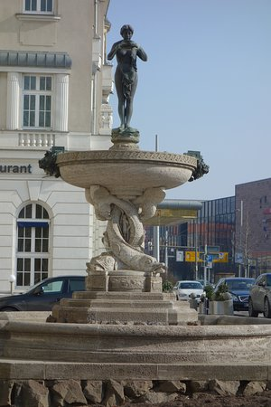 Villers fountain