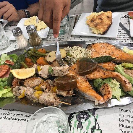 Les Terrasses Gourmandes Bouskoura Restaurant Reviews