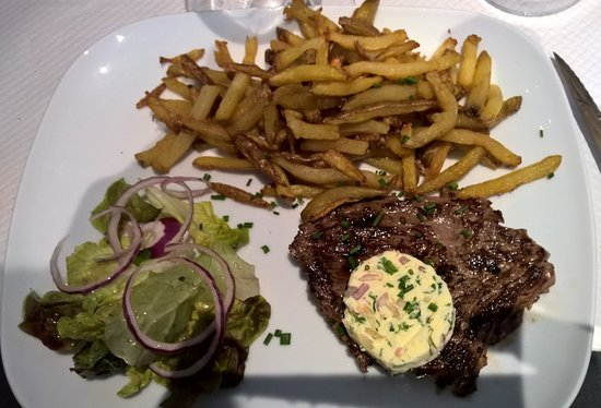 Tresses, ฝรั่งเศส: pièce de viande