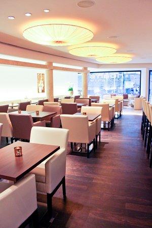 Wohlfühlen in entspannter Atmosphäre - Bild von Gelateria Cafe Bar ...
