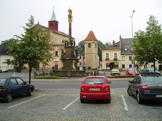 Letohrad Bed and Breakfasts