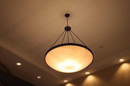 Wingate by Wyndham St Augustine: Innovative Lighting
