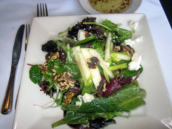 Christine's Restauant: House Salad