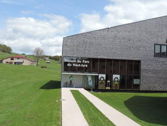 Maison du Parc Naturel Régional du Haut-Jura