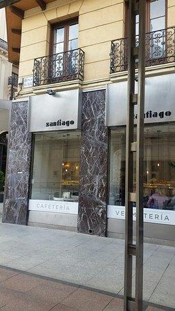 Bar Café Santiago Photo