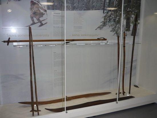 Lahti Ski Museum: С этого начинались лыжи