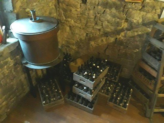 Musee de la Biere : un charme désuet