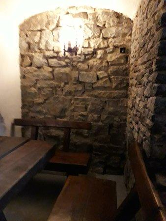 Musee de la Biere : La cave