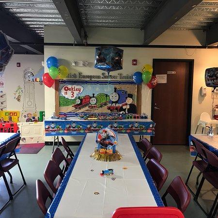 Conshohocken, PA: Chatter Splatter Playgroup