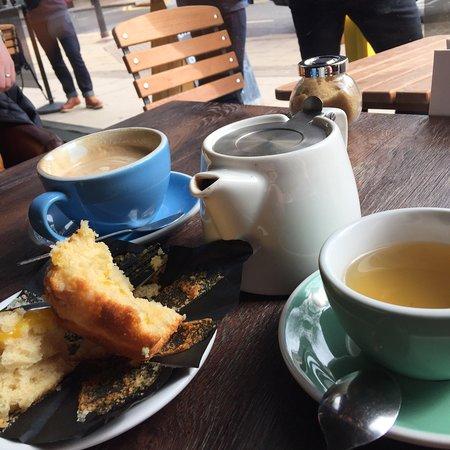 200 Degrees Coffee Shop: photo1.jpg