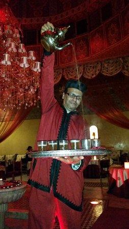 DAR ESSALAM : Original Marokkanische Teezermonie