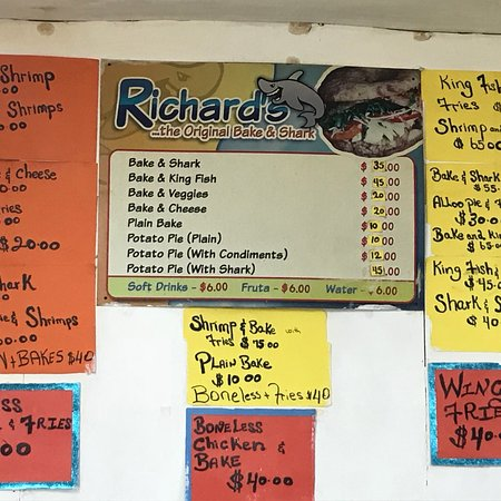 Richard's Bake & Shark: photo0.jpg