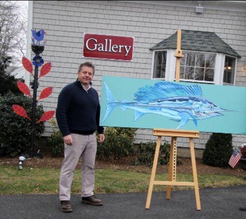 Chapman Art Gallery (Cotuit, MA)