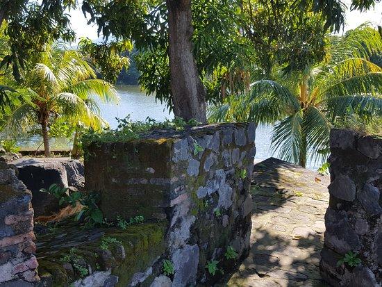 Lake Nicaragua, نيكاراجوا: fort on lake nica tour