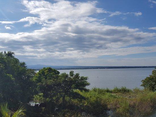 Lake Nicaragua, Nicaragua: view of lake nica