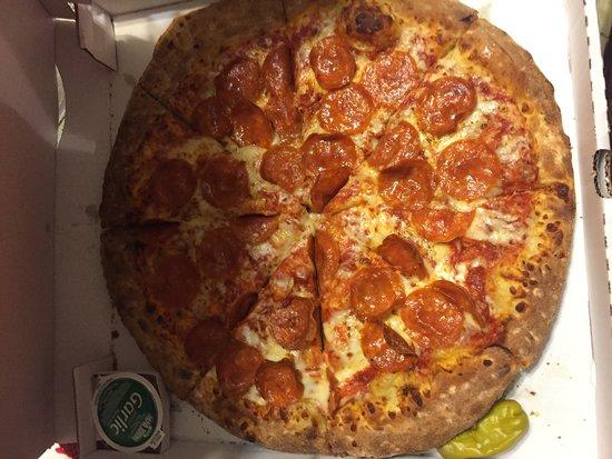 Saint Albans, NY: Pepperoni