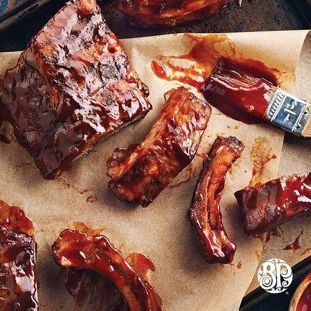 Weyburn, Canada: BBQ Ribs!!