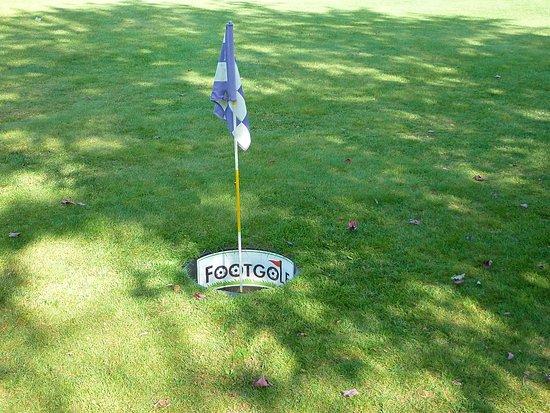 Club de Golf Monty: nouvelle activité le Footgolf