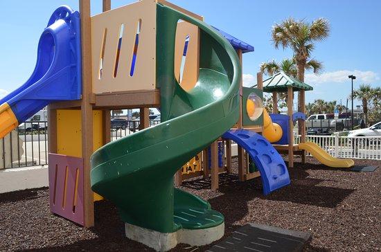Sun Viking Lodge : Playground for Children