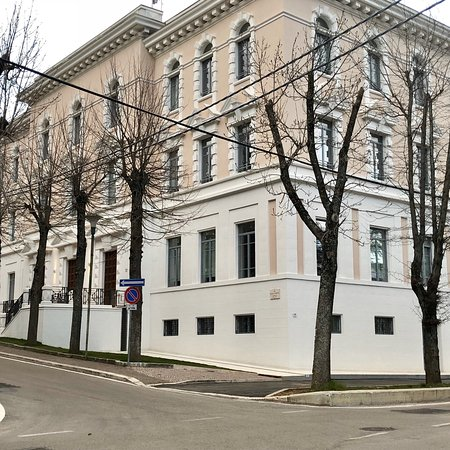 Palazzo ex GIL