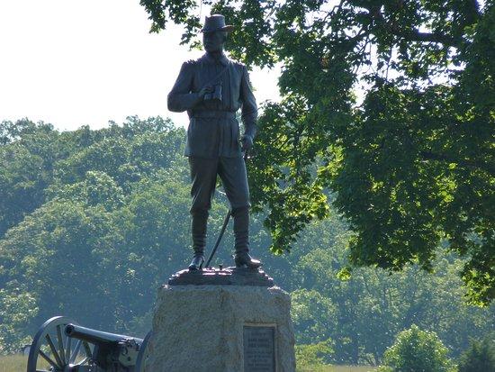 Brigadier General John Buford Statue