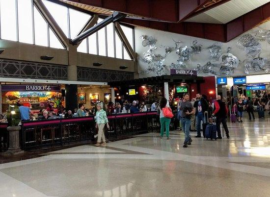 Barrio Cafe Airport Reviews