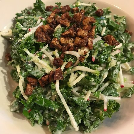 Walled Lake, MI: Small Kale salad ...so good