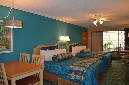 Best Western Daytona Beach Shores Oceanfront Rooms