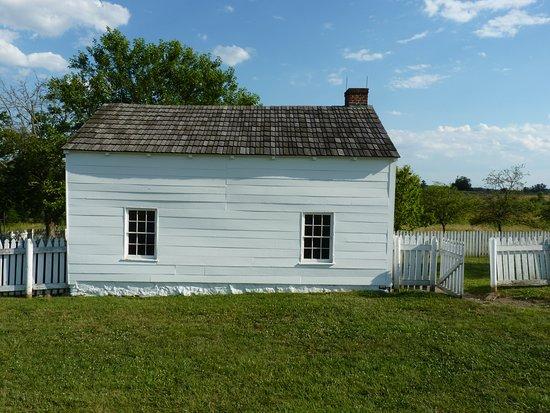 Leister farm - Meade's Headquarters
