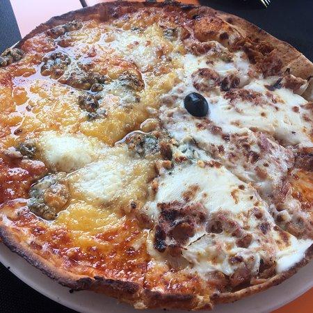 Pizzeria Britannia: Buena comida