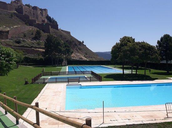 Cardona, Tây Ban Nha: instalaciones piscina municipal