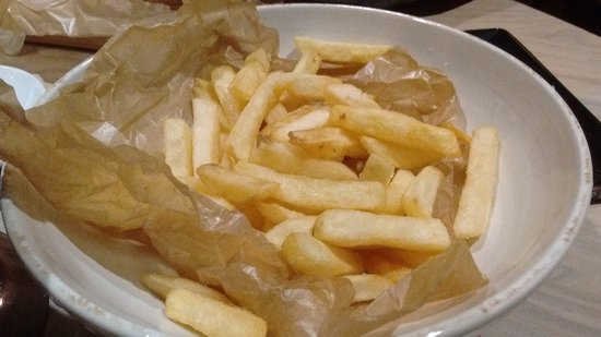 Odessa Oblast, Ukraine: картофель фри