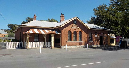 Maldon, Australien: The Post Office