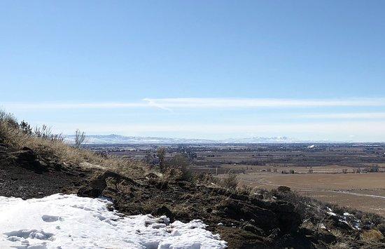 Menan Butte