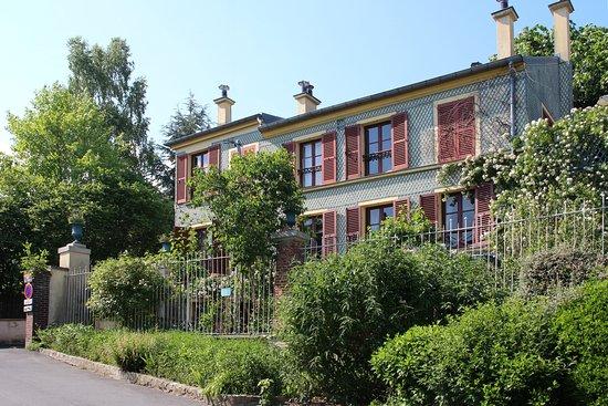 Maison des Jardies - Leon Gambetta