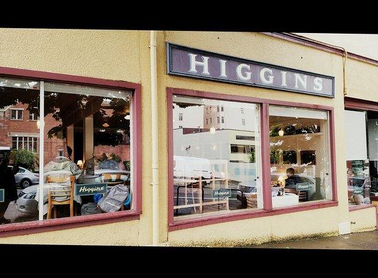 Higgins Restaurant Bar Portland Or