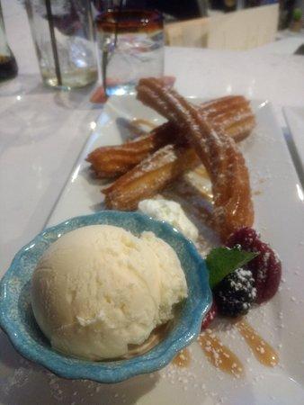 Good looking and good tasting food at 3 Amigos, Malden MA