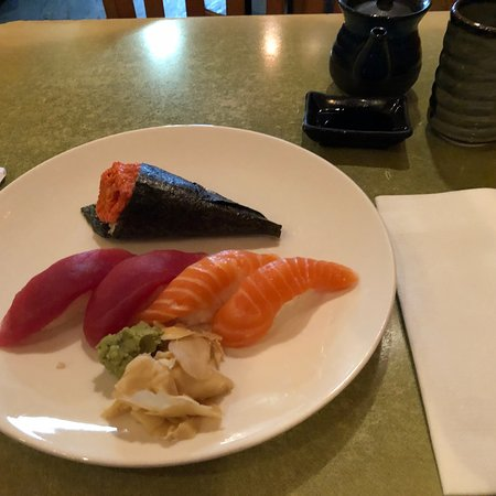 Quick Sushi Lunch