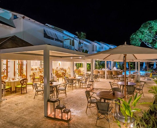 Paynes Bay, Barbados: Tapestry Restaurant