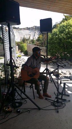 Awastone : Live music every Sunday during the summer months, Mangaweka New Zealand