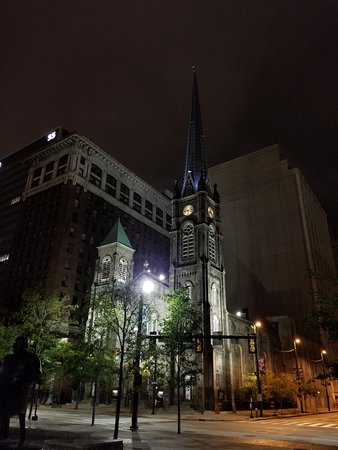 Best transportation options in downtown cleveland