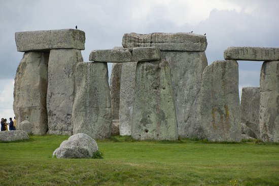 The REAL STONEHENGE for comparison - Picture of Stonehenge