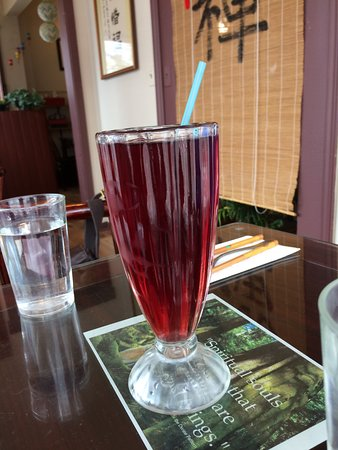 berry berry ice tea