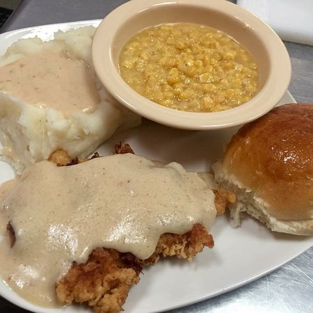 Muskogee, OK: Some of Nana's Famous meals