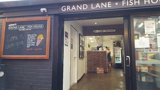 Grand Lane Fish House: 20180310_180832_large.jpg
