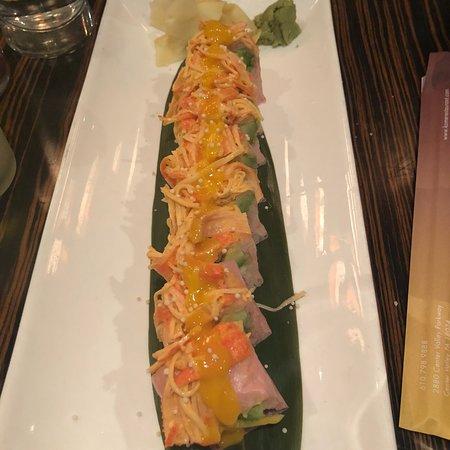Kome Japanese Restaurant Menu